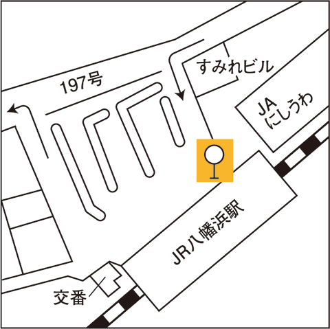 JR八幡浜駅